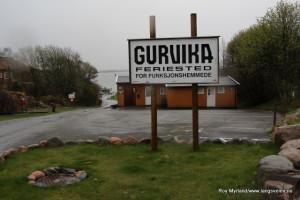 Gurvika-skilt